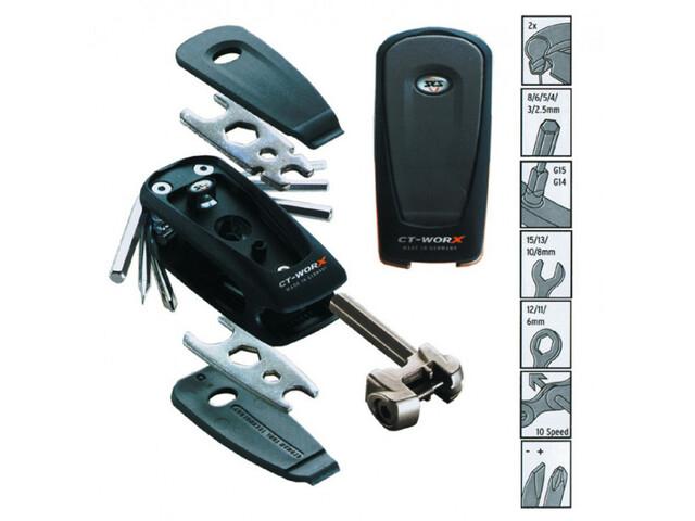 SKS CT-Worx Multi Tool schwarz